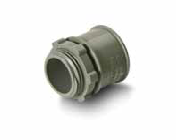 Conector Conduit PVC Pesado 13 mm - 1/2""
