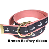 Nobby Shop Collection-D-ring Belts