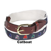 Nobby Shop Collection Belts-Nantucket Inspired