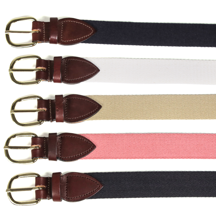 Wool Surcingle Belts