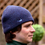 Nantucket Island Logo  Wool Beanie
