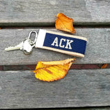 Nantucket Island Designs Key Chain