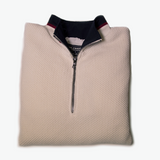 Holebrook of Sweden Classic 1/4 zip sweater