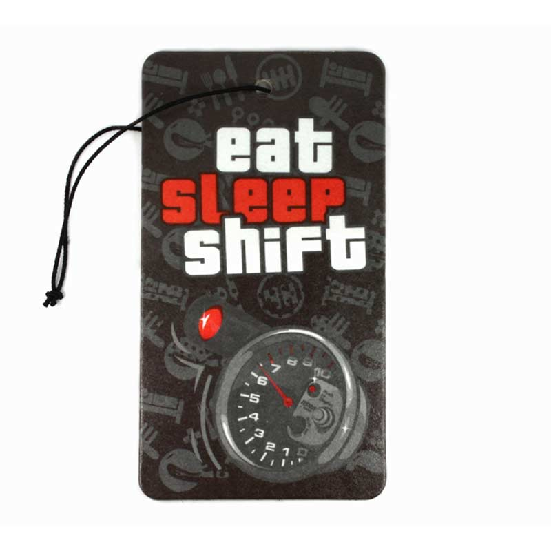 Lufterfrischer | Eat Sleep Shift
