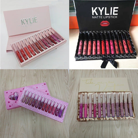 Kylie Cosmetics Vacation Edition
