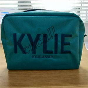 Kylie Cosmetics Bags by Kylie Jenner Holiday Collection Make-Up Bag Limited Edition Kylie Makeup Collection Bags Free
