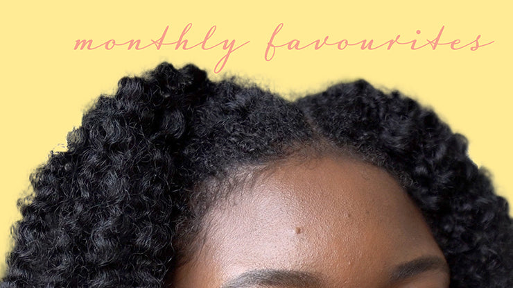 AQ's Monthly Favourites For Curly & Kinky Hair Care- AQ Online