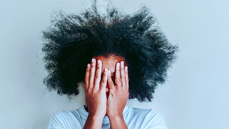 How To Reduce Hair Shedding on Natural Hair- AQ Online