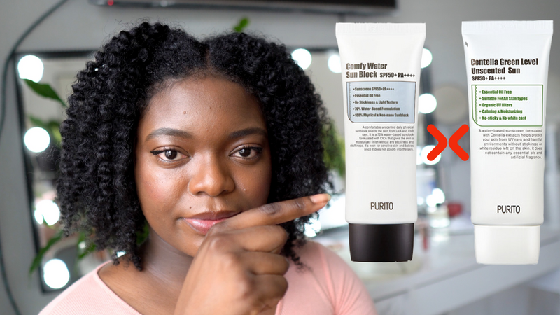 Why We Love The PURITO Sunscreens for Dark and Pale Skin Tones - AQ Online