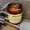 """Aphrodisiac""100% Ylang Ylang & Patchouli Essential Oil Soy Wax Candles 200g - Afroquarter"