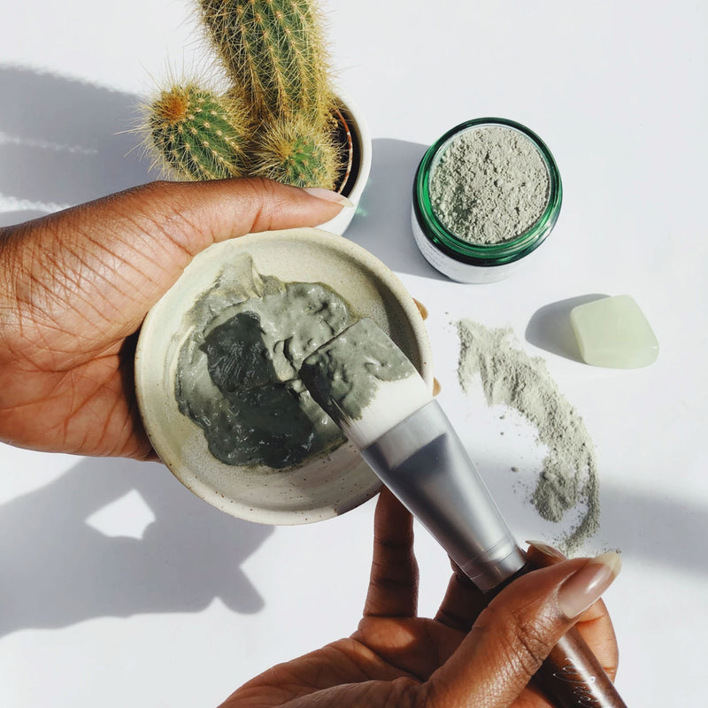Wild Seed Botanicals Green Smoothie Clay Mask- AQ Online