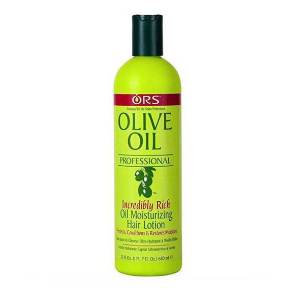ORS Olive Oil Incredibly Rich Oil Moisturizing Hair Lotion 24 oz