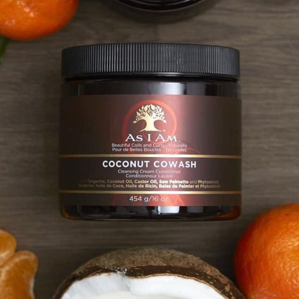 As I Am Coconut CoWash Cleansing Conditioner 454g- AQ Online
