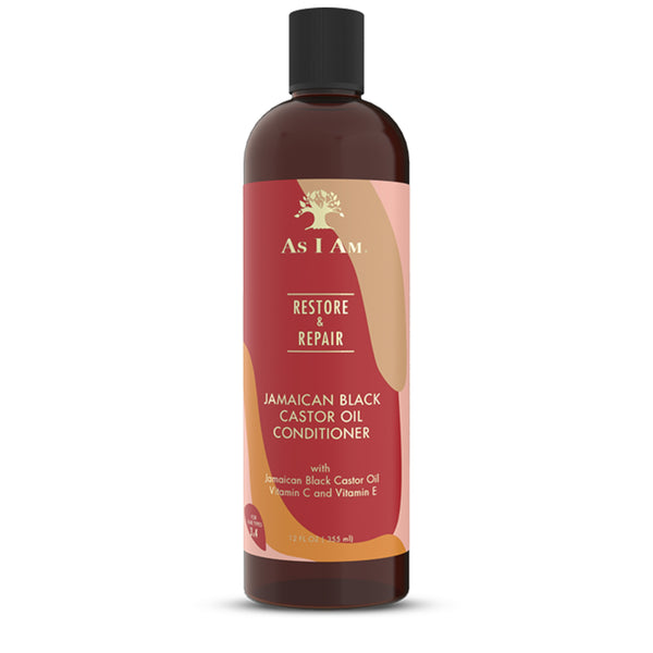 As I Am Jamaican Black Castor Oil Conditioner- AQ Online