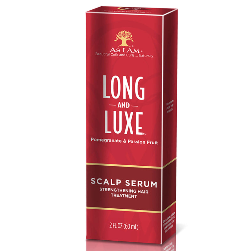 As I Am Long and Luxe Scalp Serum 60ml- AQ Online