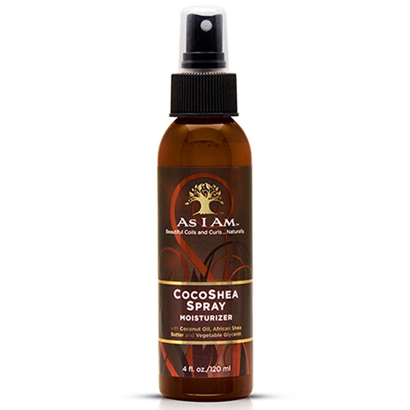 As I Am CocoShea Spray Moisturiser 120ml - Afroquarter