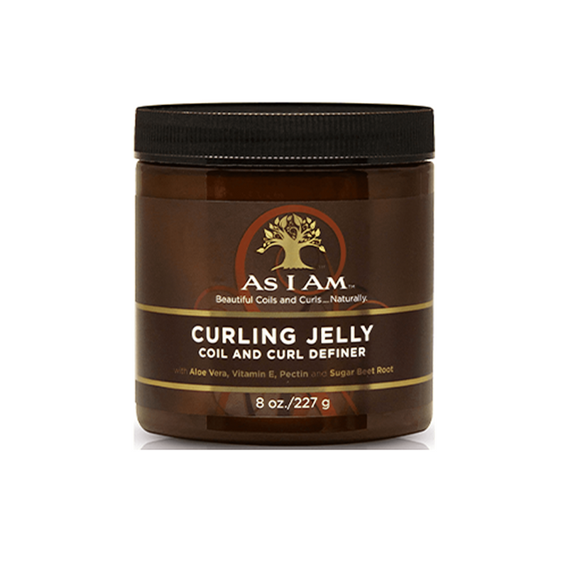 As I Am Curling Jelly Coil and Curl Definer 227g - Afroquarter
