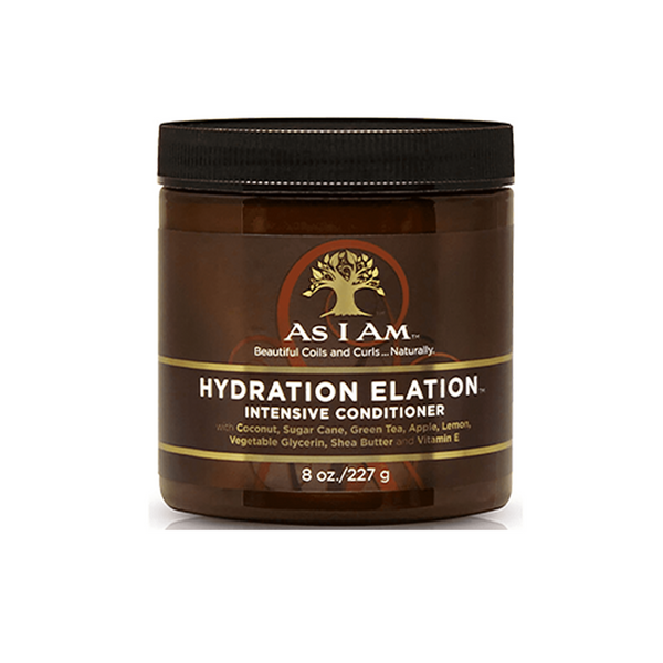 As I Am Hydration Elation Intensive Conditioner 227g - Afroquarter
