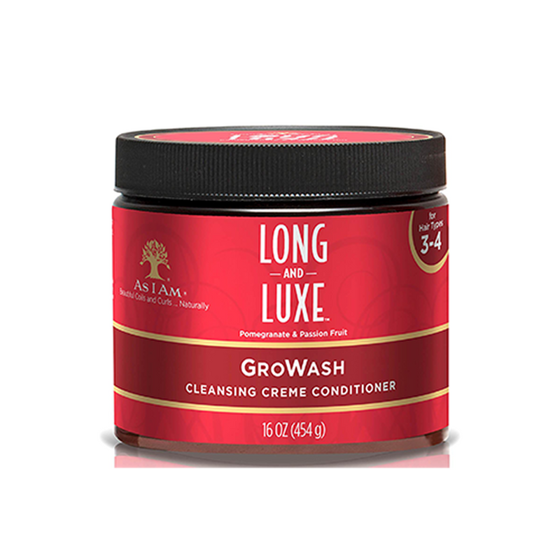 As I Am Long and Luxe Gro Wash Conditioner 454g - Afroquarter