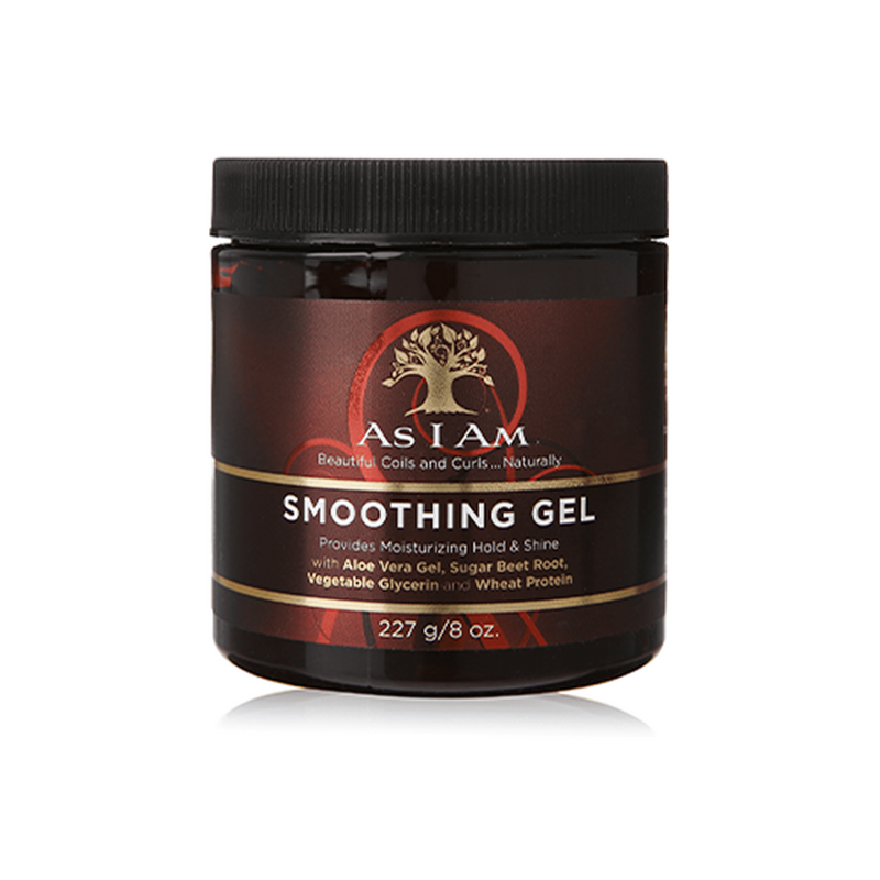 As I Am Smoothing Gel 227g - Afroquarter