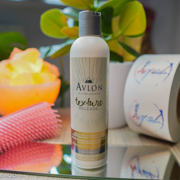 Avlon- Keracare Texture Release Scalp Rejuvenating & Moisturising Conditioner 8 oz- AQ Online