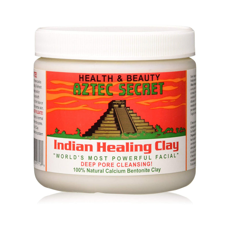 Aztec Secret Indian Healing Clay Deep Pore Cleansing Bentonite Clay - AQ Online
