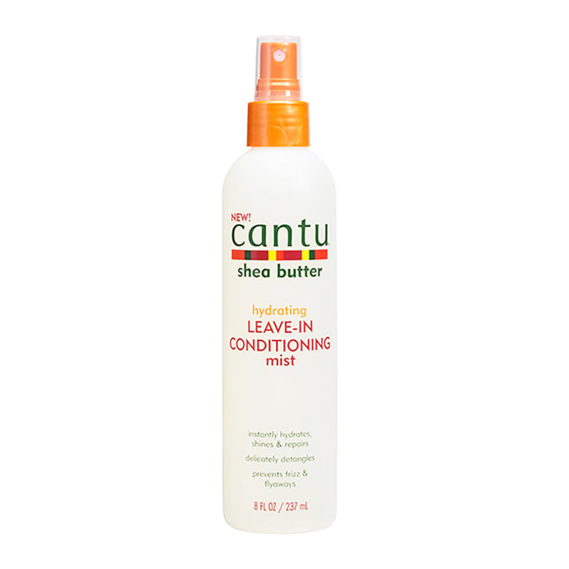 Cantu Shea Butter Hydrating Leave-In Conditioning Mist 237ml- AQ Online