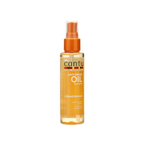 Cantu Anti-Break Strengthening Oil 4oz - Afroquarter