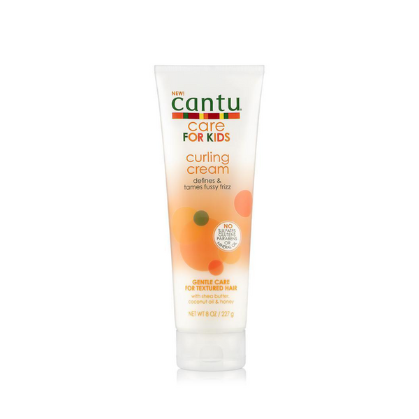 Cantu Care for Kids Gentle Curling Cream with Shea Butter 227g - Afroquarter
