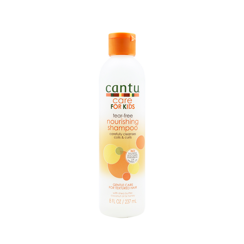 Cantu Care for Kids Gentle and Tear-Free Nourishing Shampoo 237ml - Afroquarter