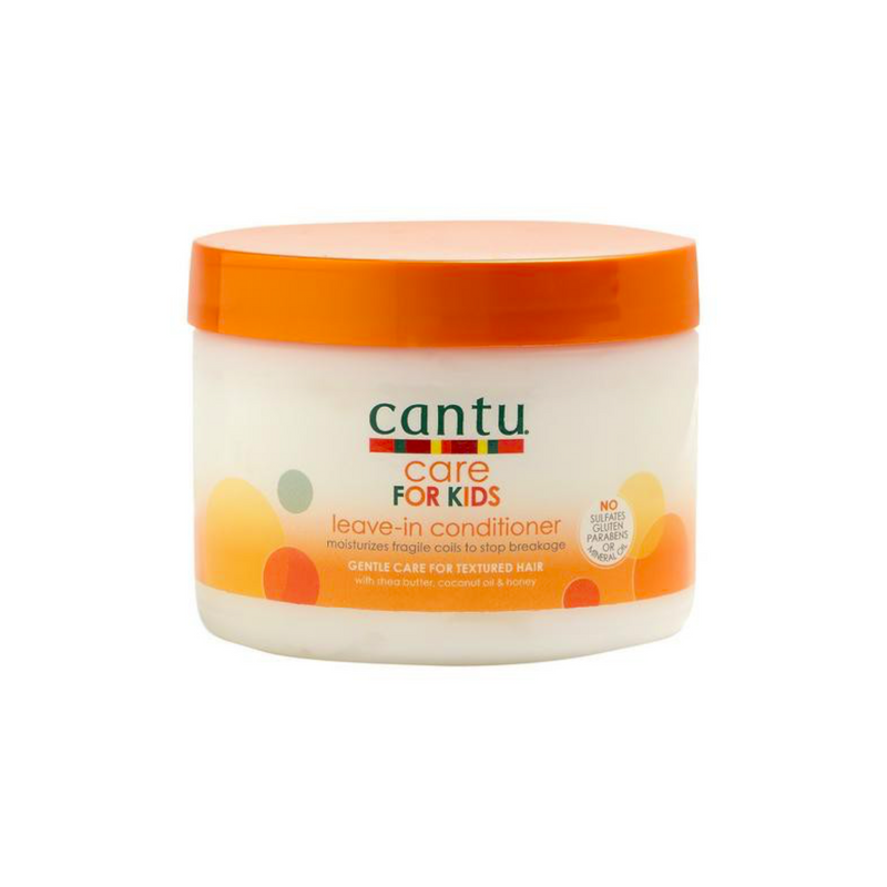 Cantu Kids Care Leave-In Conditioner 283g - Afroquarter