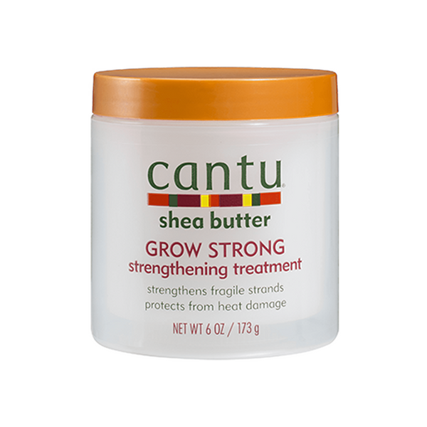 Cantu Shea Butter Grow Strong Strengthening Treatment 173g - Afroquarter