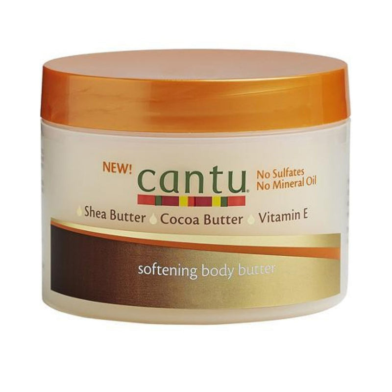 Cantu Shea Butter Softening Body Butter - Afroquarter