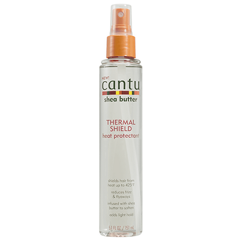 Cantu Thermal Shield Heat Protectant (151ml) - Afroquarter