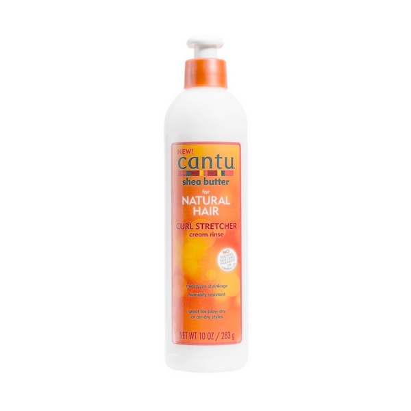 Cantu for Natural Hair Curl Stretcher Cream Rinse 283g - Afroquarter