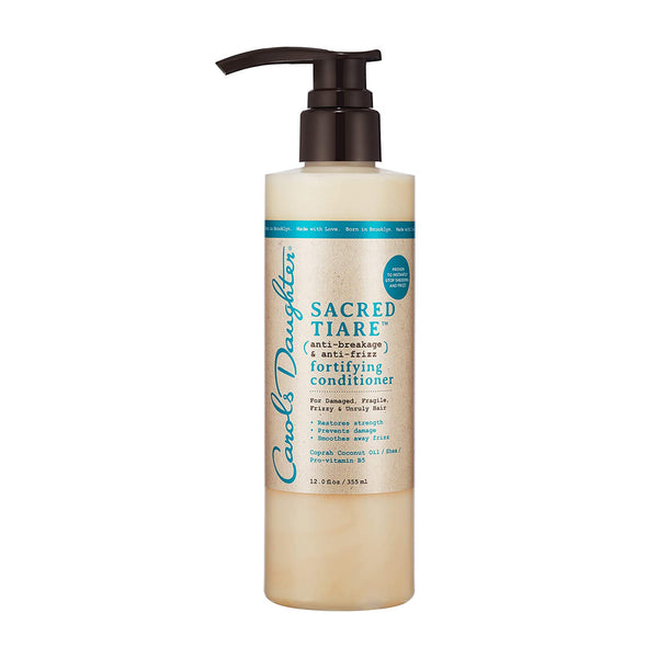 Carol's Daughter Sacred Tiare Fortifying Conditioner 12 oz - AQ Online
