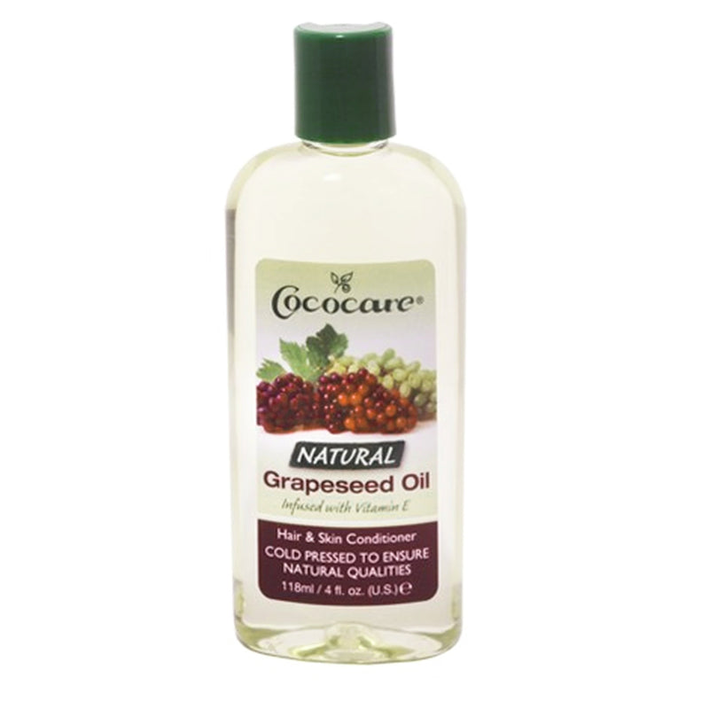 Cococare Natural Grapeseed Oil- AQ Online