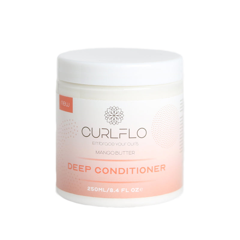 Curlfo Mango Butter Deep Conditioning Treatment 8.4 oz - AQ Online