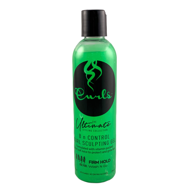 Curls The Ultimate B N Control Curl Sculpting Gel Strong Hold for Wash and Go's- AQ Online