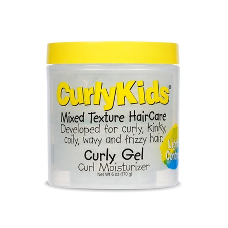 CurlyKids Curly Gel 6 oz