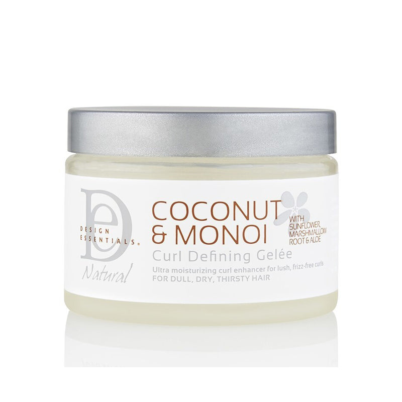 Design Essentials Coconut & Monoi Curl Defining Gelée- AQ Online