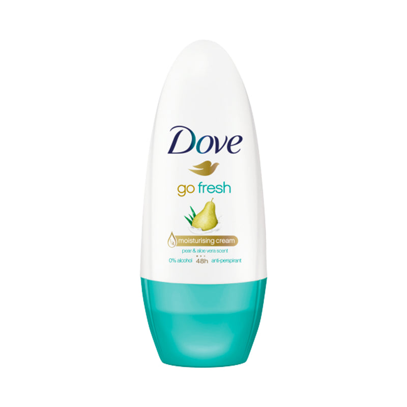 Dove Go Fresh Pear and Aloe Roll-on Antiperspirant Deodorant 50 ml - AQ Online
