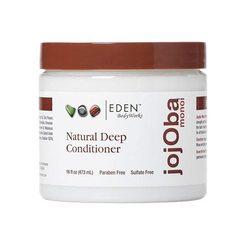 Eden BodyWork JojOba Monoi Deep Conditioner 16 oz - AQ Online