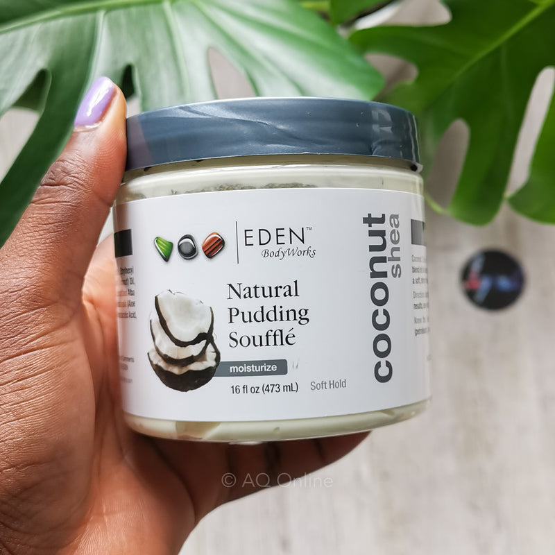 Eden BodyWorks Coconut Shea All Natural Pudding Souffle - AQ Online