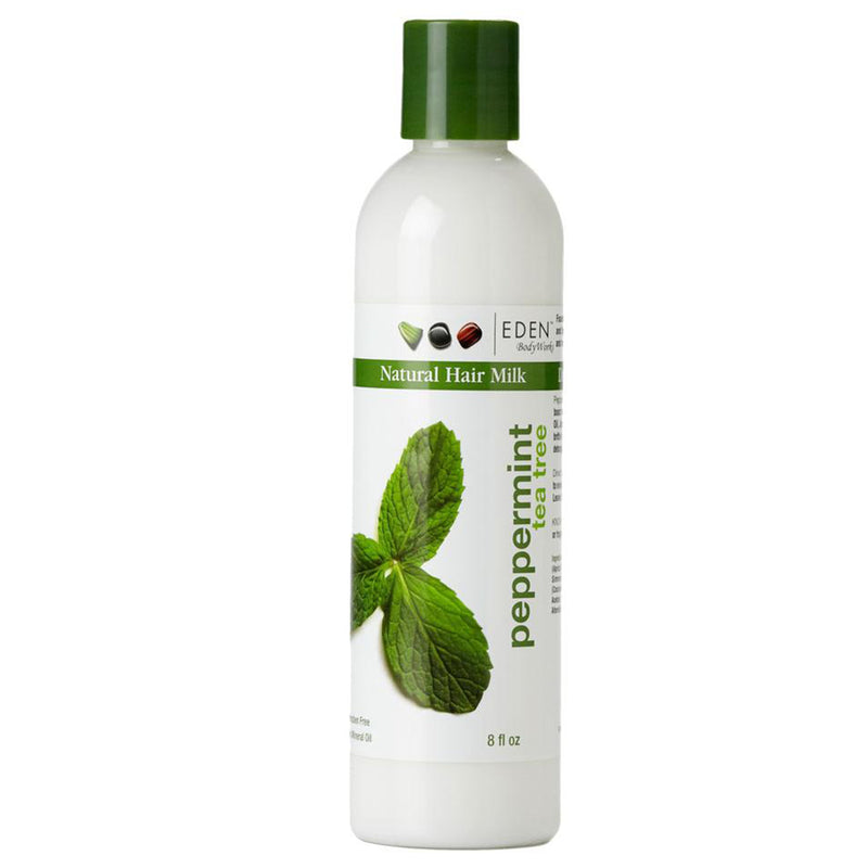 Eden BodyWorks Peppermint Tea Tree Hair Milk