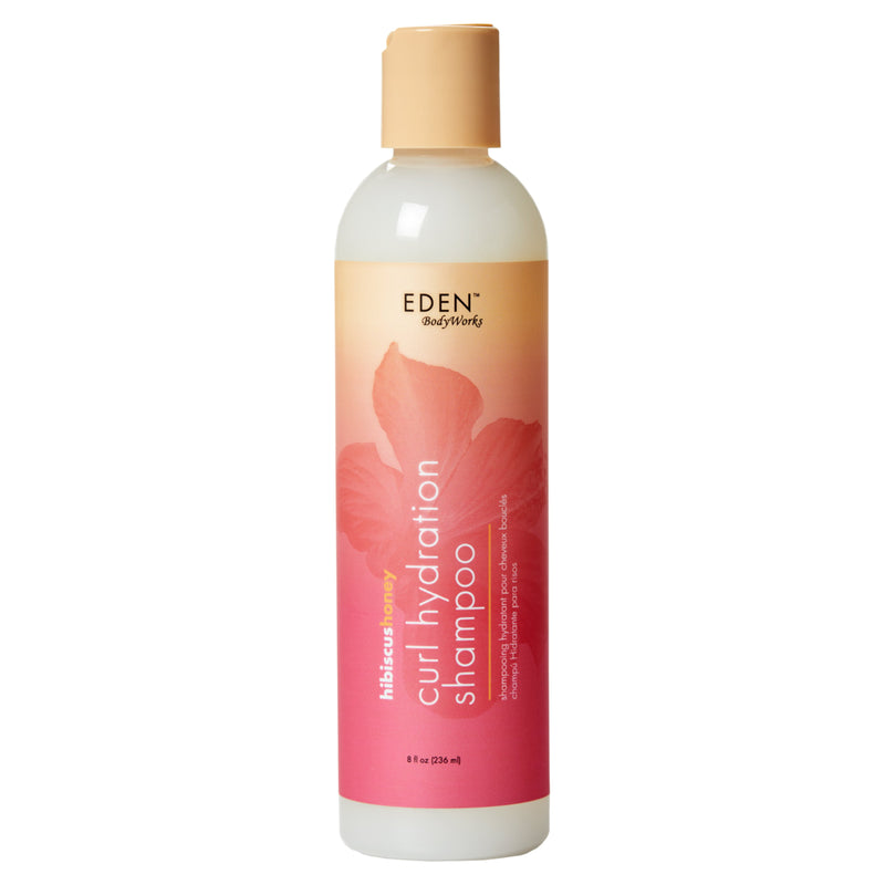 Eden Bodyworks Hibiscus Honey Curl Hydration Shampoo