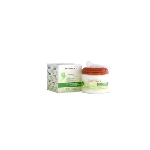 Syntonics Grothentic Scalp Treatment Cream- Relaxed/Natural hair