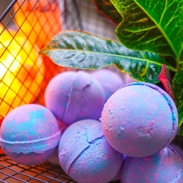 Jumbo BABY Powder Fizz Bath Bombs- AQ Online