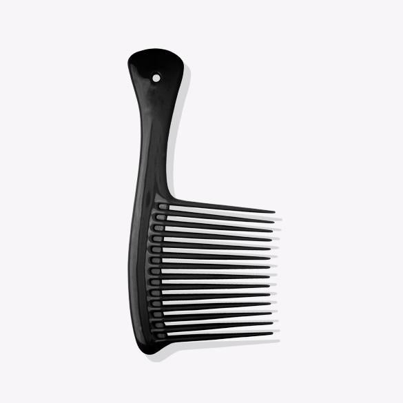 Magic Jumbo Styling Comb With Rake Handle- Afro Comb For Thick & Course Natural