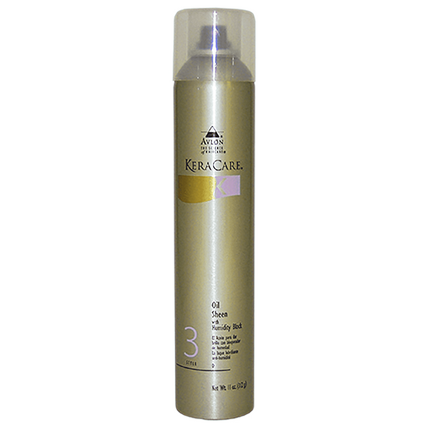 KeraCare Oil Sheen with Humidity Block (10oz) - aqnline